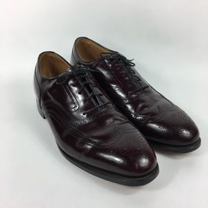 Johnson & Murphy Limited Collection Wingtip Men's